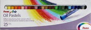 Пастель масляная Arts Oil Pastels Pentel PHN-25