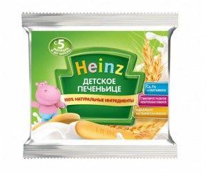 Печенье Heinz Детское 60г 10185541