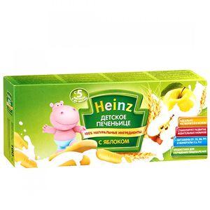 Печенье Heinz Детское с яблоком 160г 10546035