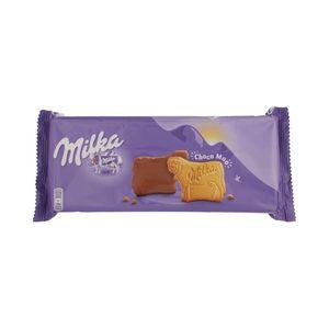 Печенье Milka в шоколадной глазури 200г 10742151
