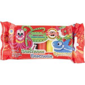 Пластилин 5 цветов полиэт. упаковка Koh-i-noor 01315S0501PSRU