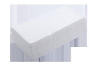Полотенца целлюлозные, V-сложение, 2 слоя, 160 отрывов, 25х23 см, Buroclean, 10100103