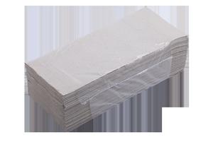 Полотенца макулатурные, V-сложение, 1 слой, 160 шт, 25х22.5 см, Buroclean, 10100101