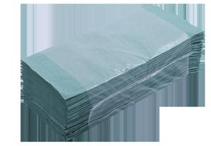 Полотенца макулатурные, V-сложение, 160 шт, 1 слой, Buroclean, 10100102