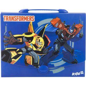 Портфель-коробка А4 Transformers Kite TF17-209