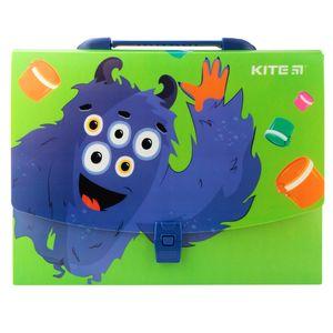 Портфель-коробка Jolliers Kite K19-209
