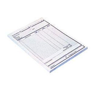 Рахунок с/к А5 100 листов