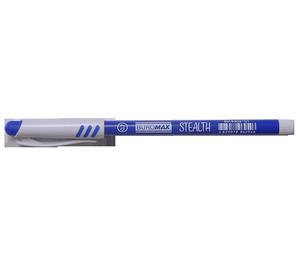 Ручка шариковая Пиши-Стирай STEALTH, 0.7 мм, пластиковый корпус, BUROMAX BM.8302-01