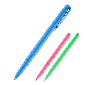 Ручка шариковая автоматическая 0.7 мм Delta DB 2057-02 синяя
