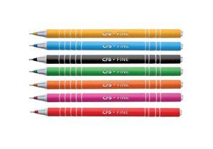 Ручка шариковая FINE Cool For School CF11961 ассорти