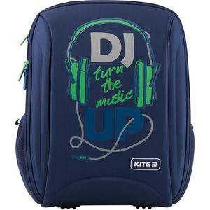 Рюкзак школьный каркасный Education Music Up Kite K19-732S-2