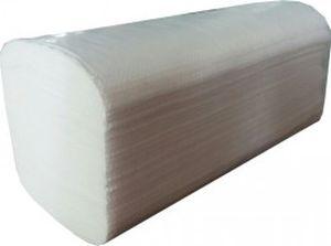 Салфетка-вкладыш Z-BEST V - сложение 22,5*20 см 150 штук 2-х слойные белые целлюлоза ЧК 0129052