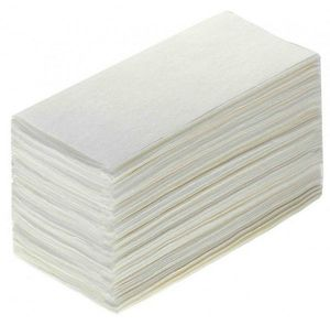 Салфетка-вкладыш Z-BEST V-скл. 23.5*22 150шт 1сл белые RV028 0129044