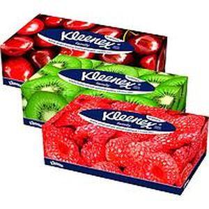 Салфетки 20*20 2-х слойные Kleenex Family -2805 150шт брикет 0126932