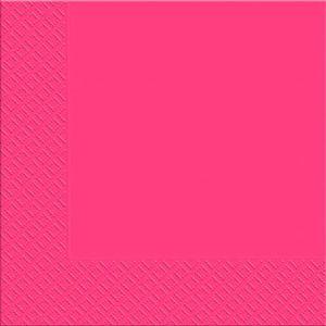 Салфетки 33х33 ЕКОНОМ Марго 3шар. 20шт розовые окр Марго 0126302_1