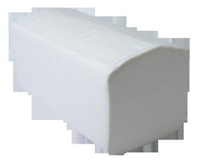 Салфетки косметические целлюлозные белые, 2 слоя, 300 шт, Buroclean, 10100300