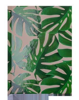 Ежедневник недатированный FANCY, A5, 288 стр., BUROMAX BM.2059