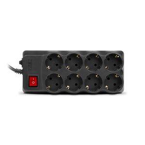 Сетевой фильтр питания SVEN Optima Pro 3м black (00100086)