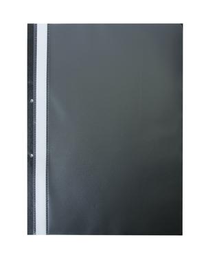 Скоросшиватель пластиковый А4 (2 отв) РР Buromax BM.3314
