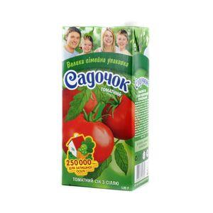Сок Садочок томатний 1,93л 10498754