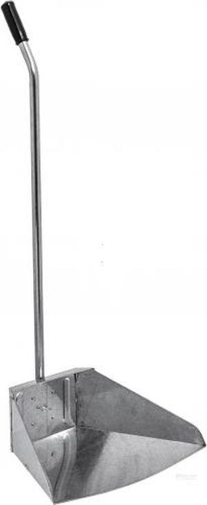 Совок оцинкованный с длинной ручкой АРЕХ 0146731