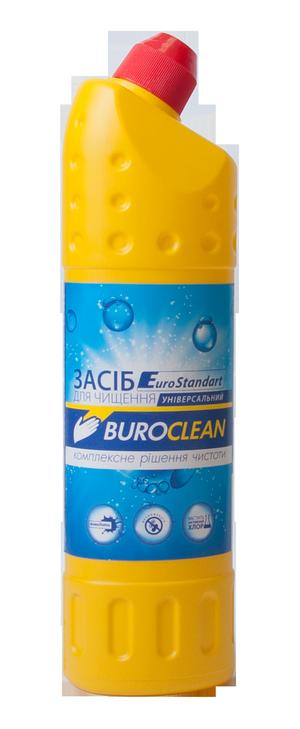 Средство для чистки универсальное (гель) BuroClean EuroStandart 750 мл Buroclean 10700100