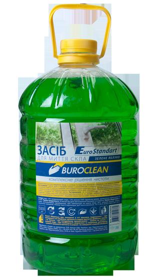 Средство для мытья стекол, 5 л, Buroclean, 1070060
