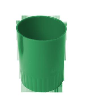 Стакан пластиковый для ручек непрозрачный Buromax 8187