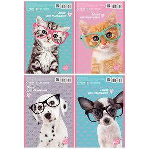 Тетрадь для рисования Studio Pets 30 листов Kite SP19-243