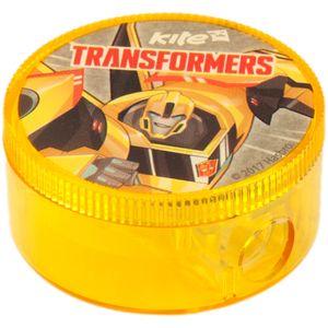 Точилка с контейнером круглая Transformers Kite TF17-116