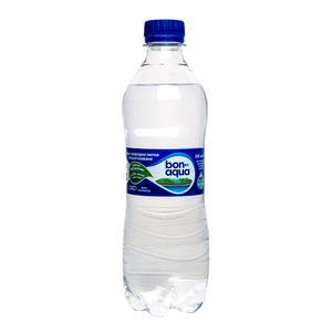 Вода BonAqua газированная 0,5л 101763