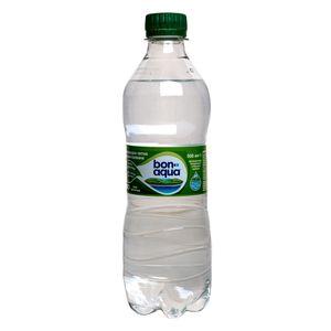Вода BonAqua слабогазированная 0,5л 10165990