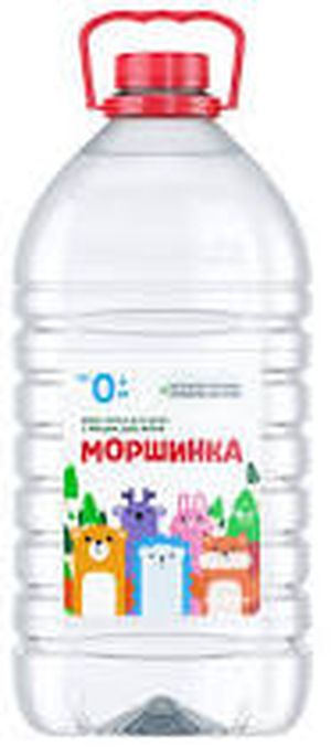 Вода детская Моршинка негаз 6л 10750312