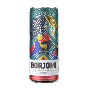 Вода минеральная Borjomi 0.33 газ ж/б 10723124