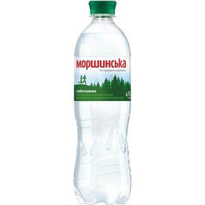 Вода минеральная Моршинська сл/газ 0,75л 10369990