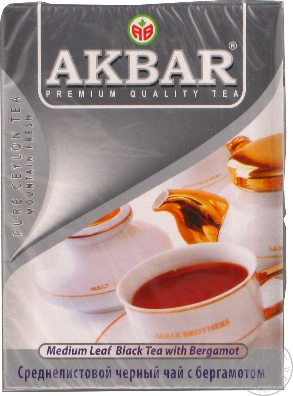 Чай с бергамотом история