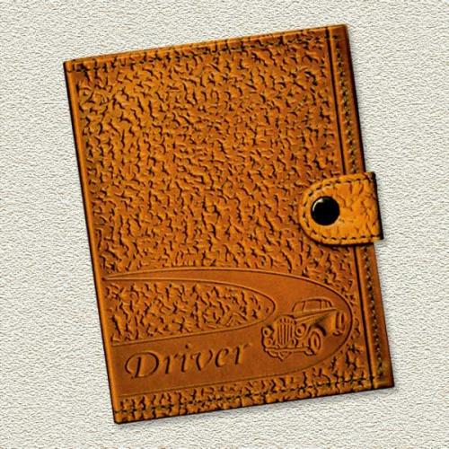 79e1b2e94d62 Обложки для документов натуральная кожа Driver Foliant Обложки для  документов натуральная кожа Driver Foliant изображение 2