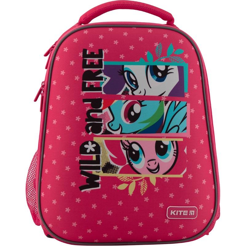 71e6f53377de Рюкзак школьный каркасный Education My Little Pony Kite LP19-531M ...